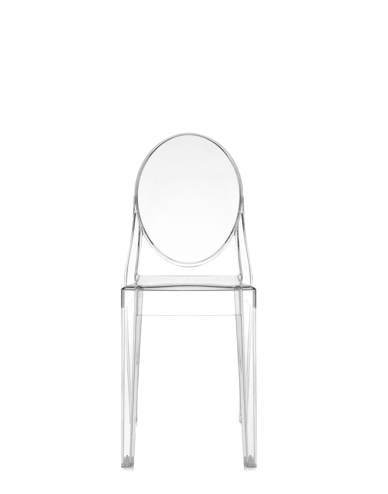 kartell victoria ghost cristallo newformsdesign sedie design newformsdesign. Black Bedroom Furniture Sets. Home Design Ideas