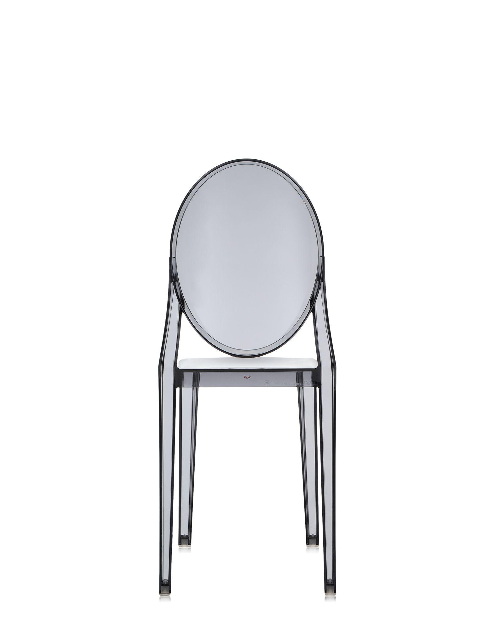 Kartell Victoria Ghost fumé trasparente, Newformsdesign | Sedie Design |  Newformsdesign
