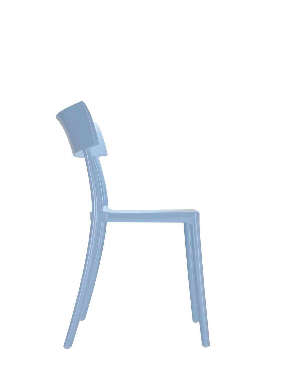 Chair Catwalk Kartell Light Blue