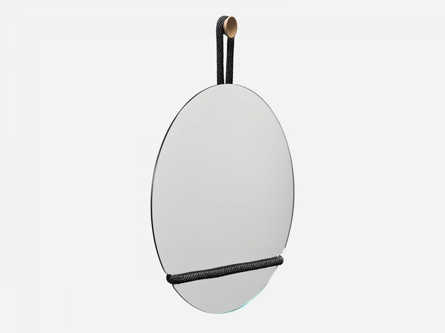 Mirror Lasso Design House Stockholm Round