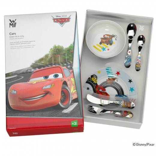 Flatware Kids Set 6 pieces Cars Disney Pixar