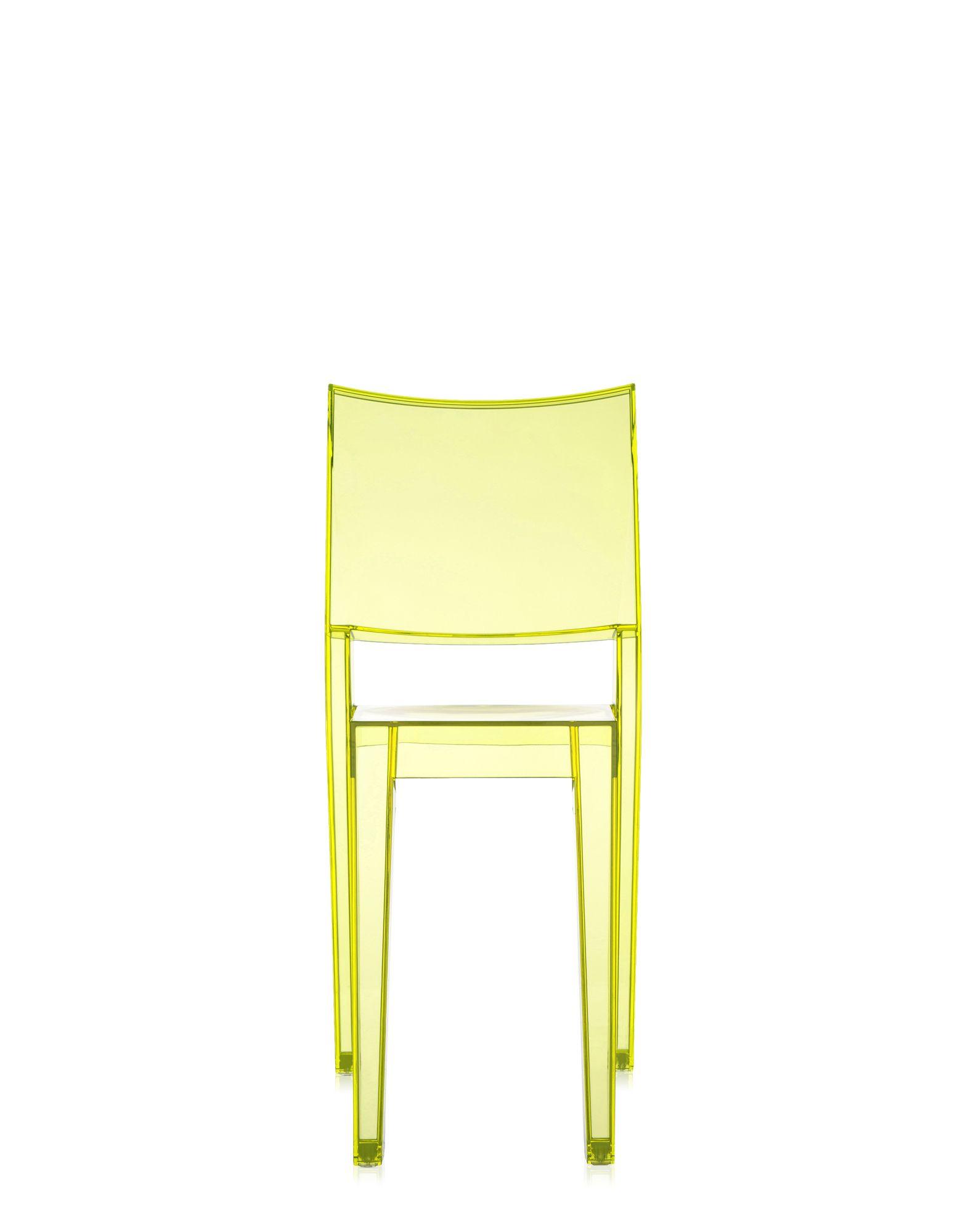 Kartell la marie giallo chiaro sedie design newformsdesign for Sedia kartell la marie