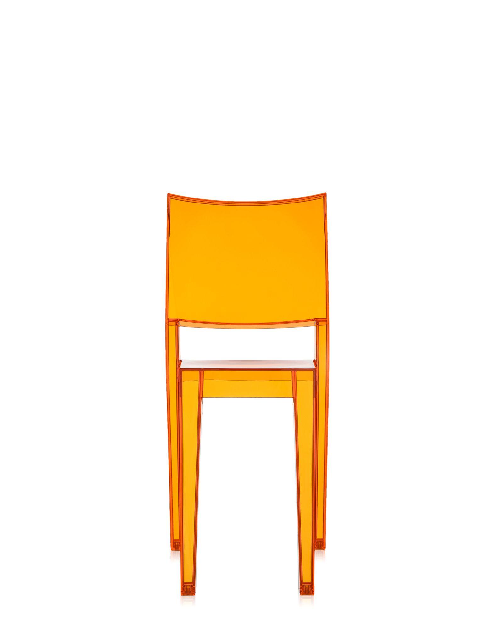 Kartell la marie arancio chiaro sedie design for Sedie design kartell