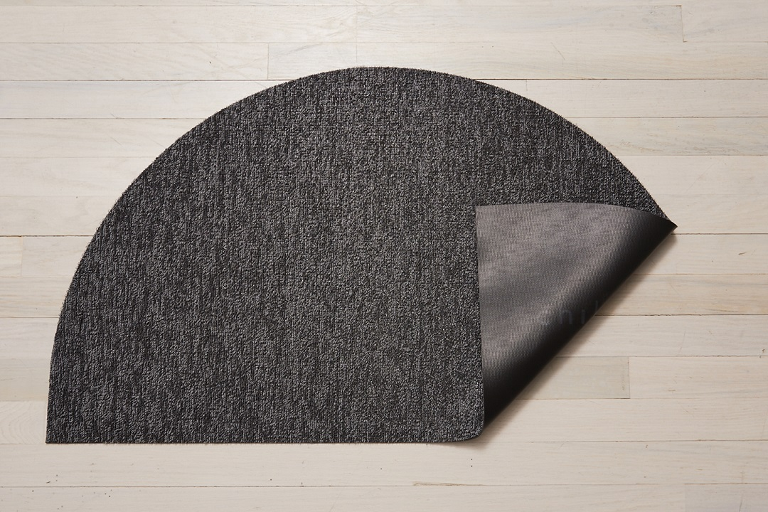 Welcome Mat in Heathered Grey