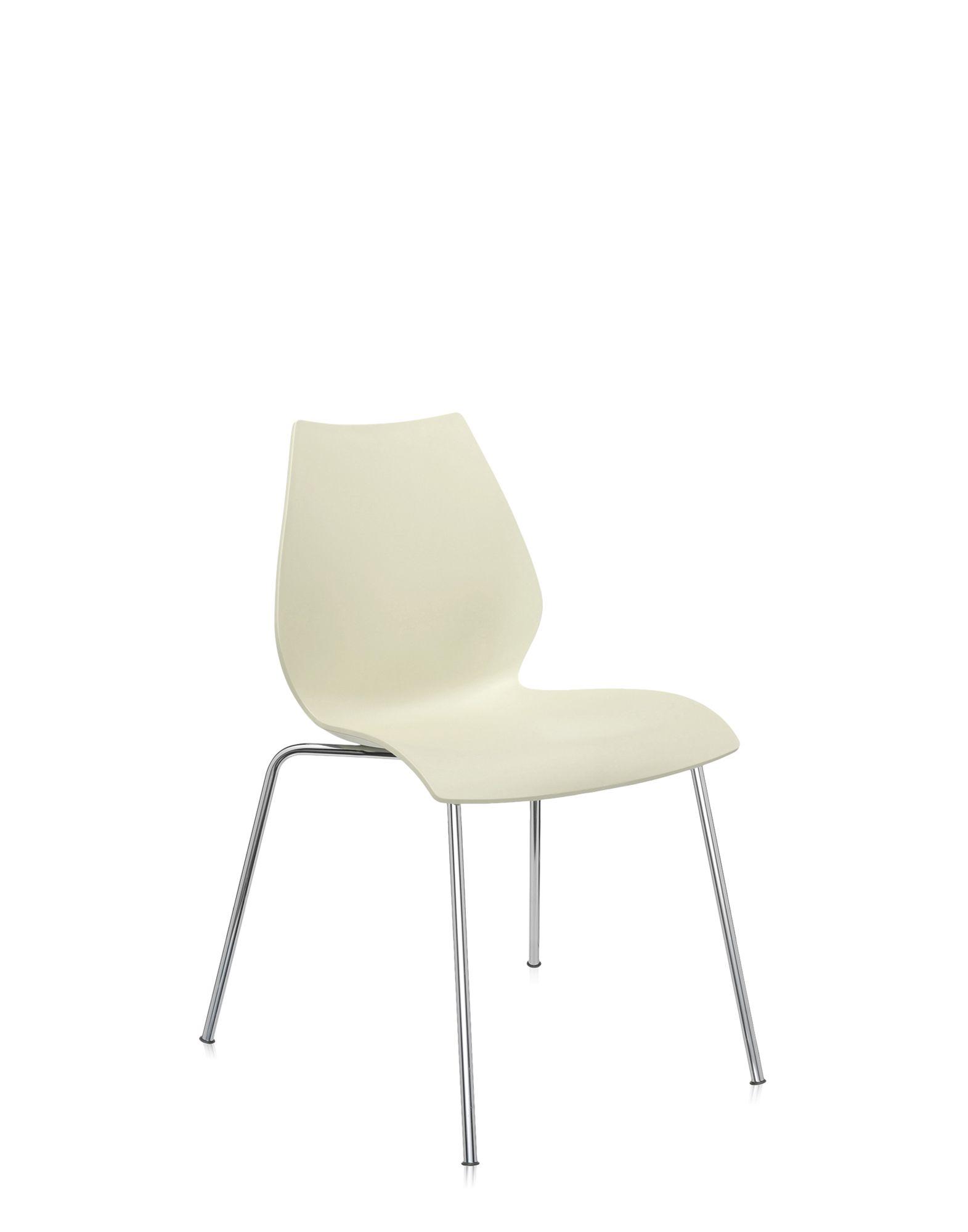 kartell maui yellow milk design chairs newformsdesign