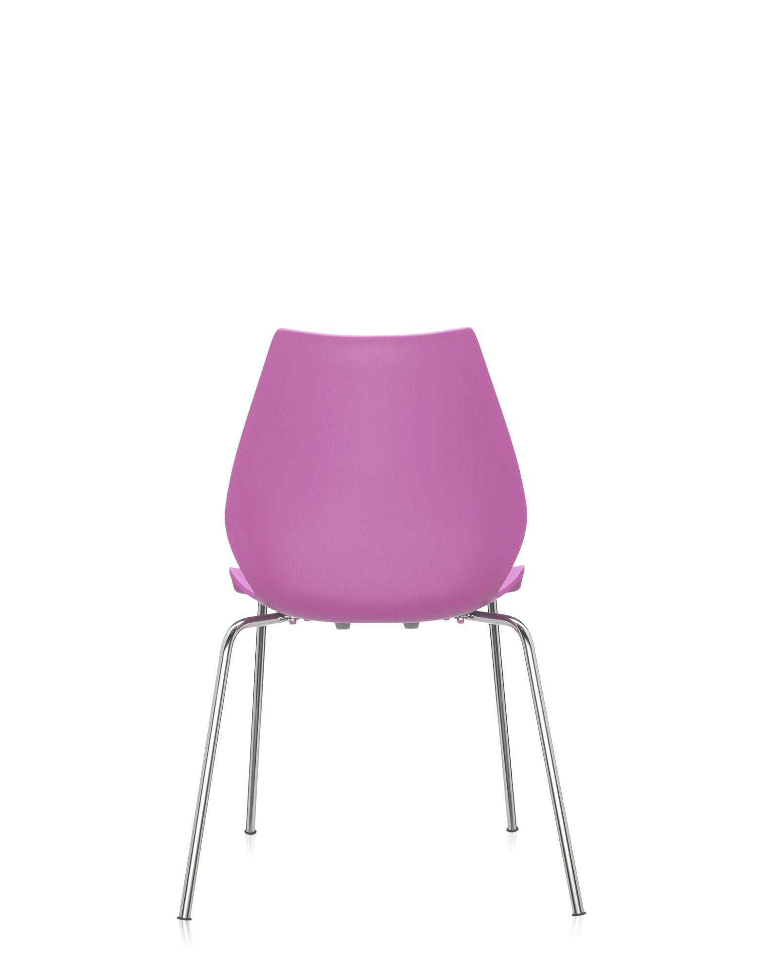 Kartell maui fucsia sedie design newformsdesign for Sedie design kartell