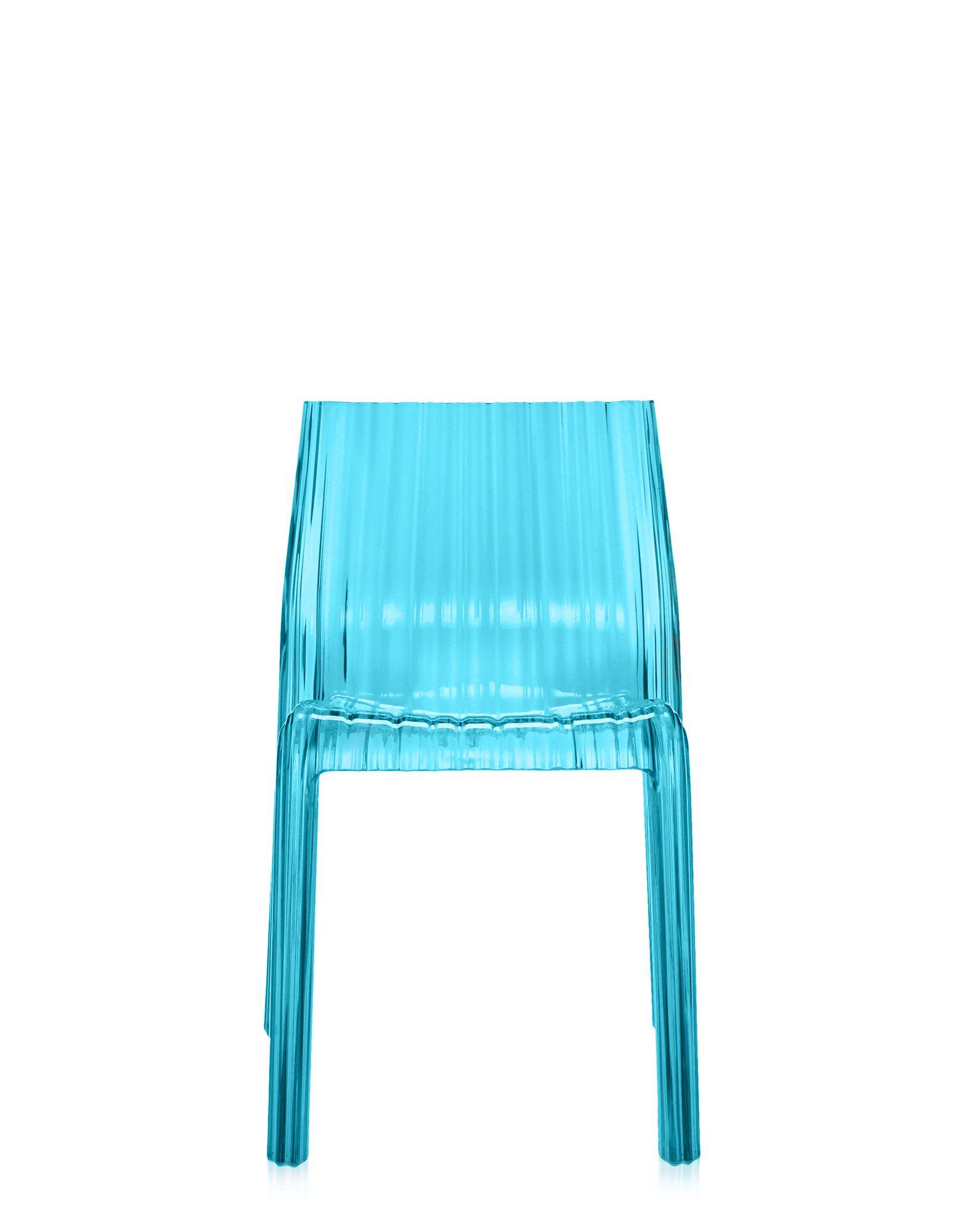 Kartell frilly turchese sedie design newformsdesign for Sedie turchesi