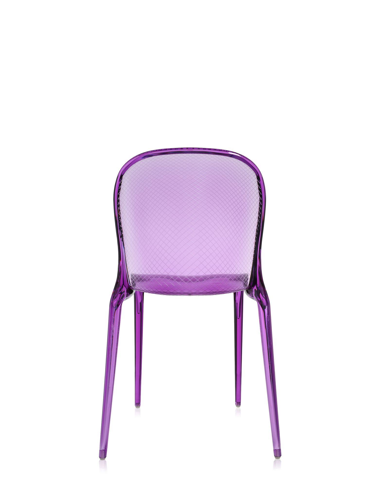 Kartell thalya viola sedie design newformsdesign for Sedie design kartell