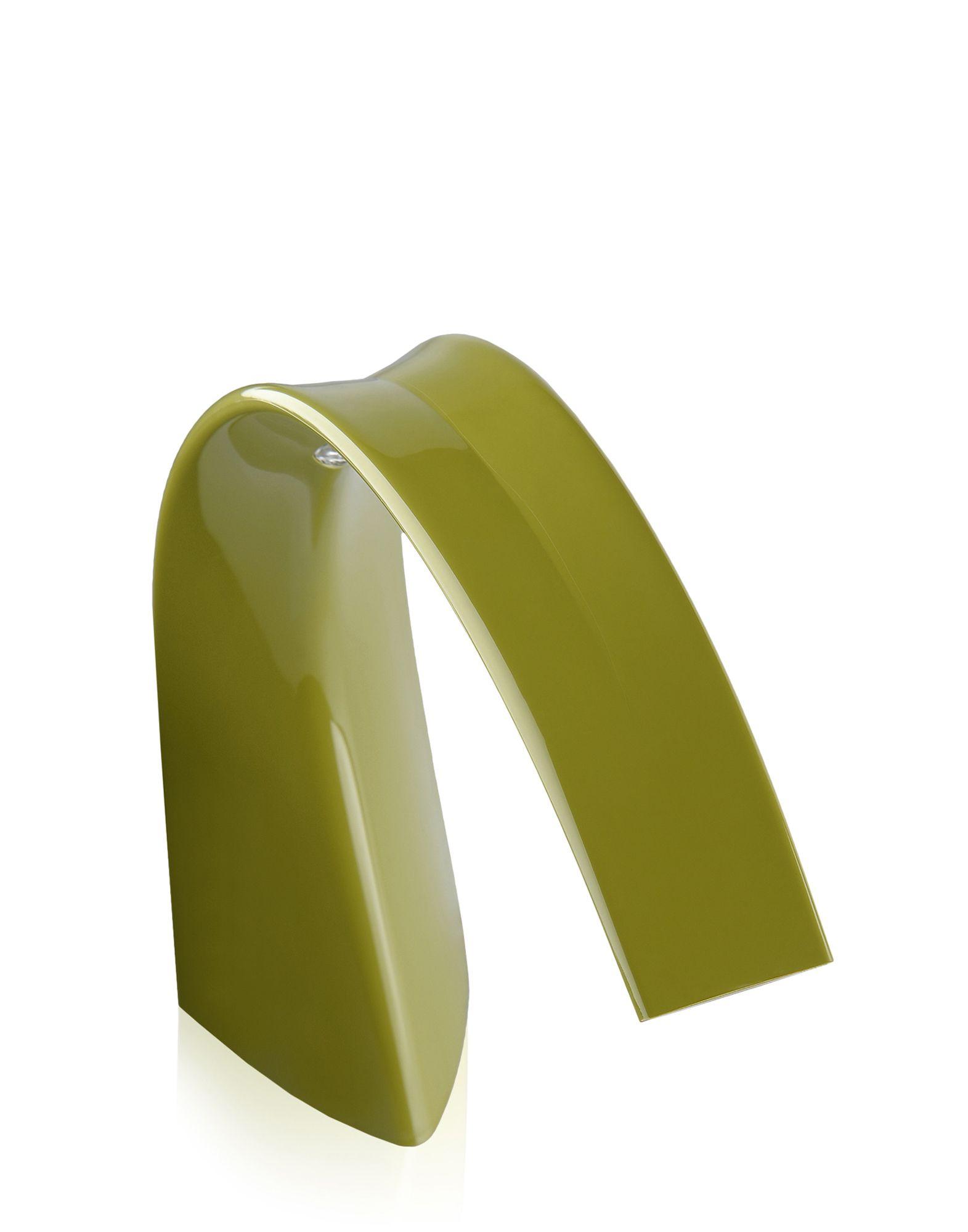 Lampada da tavolo kartell taj mini verde newformsdesign lampade da tavolo newformsdesign for Lampada da tavolo verde