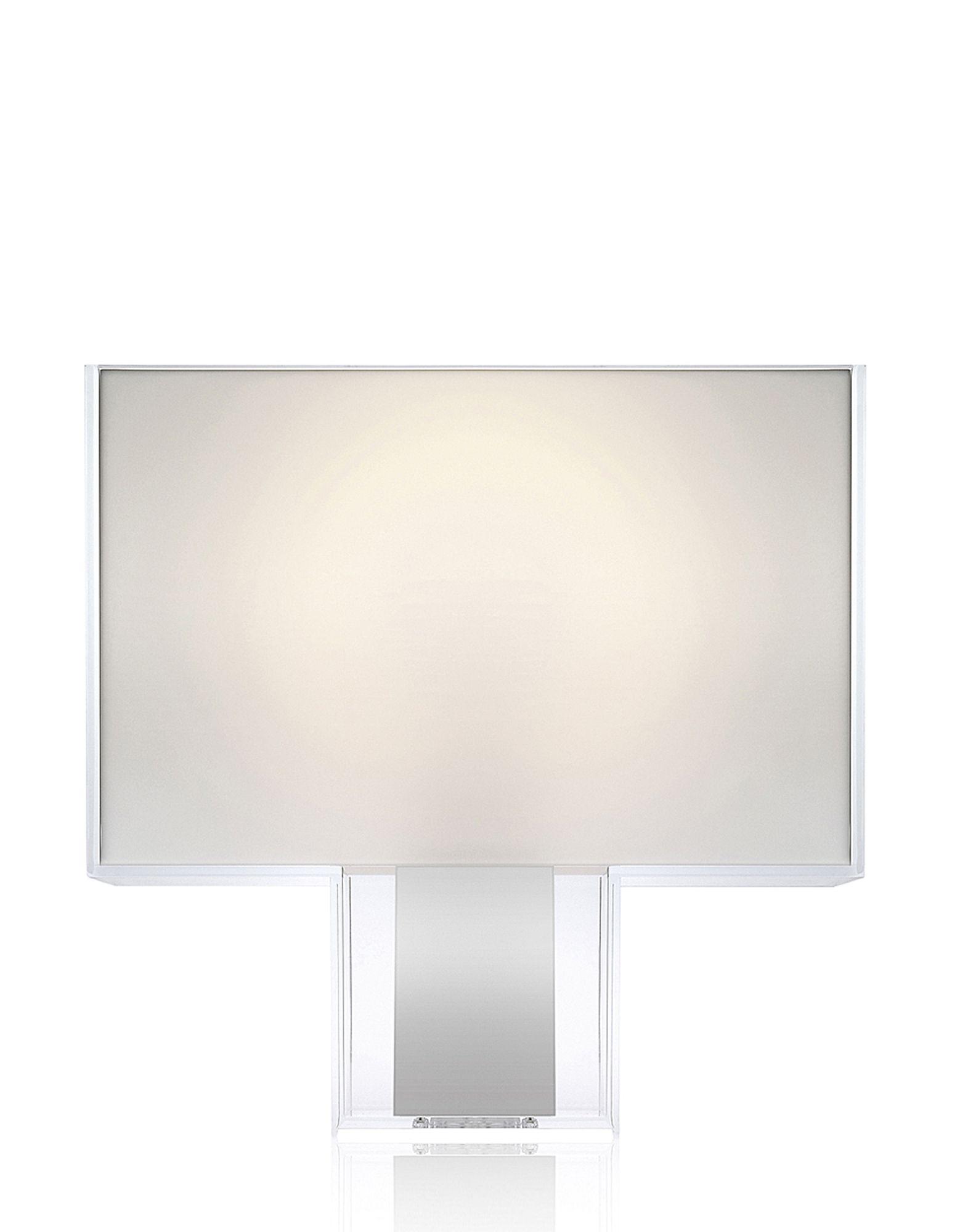 Kartell lampada da tavolo 9150 tati bianco newformsdesign - Lampade kartell da tavolo ...