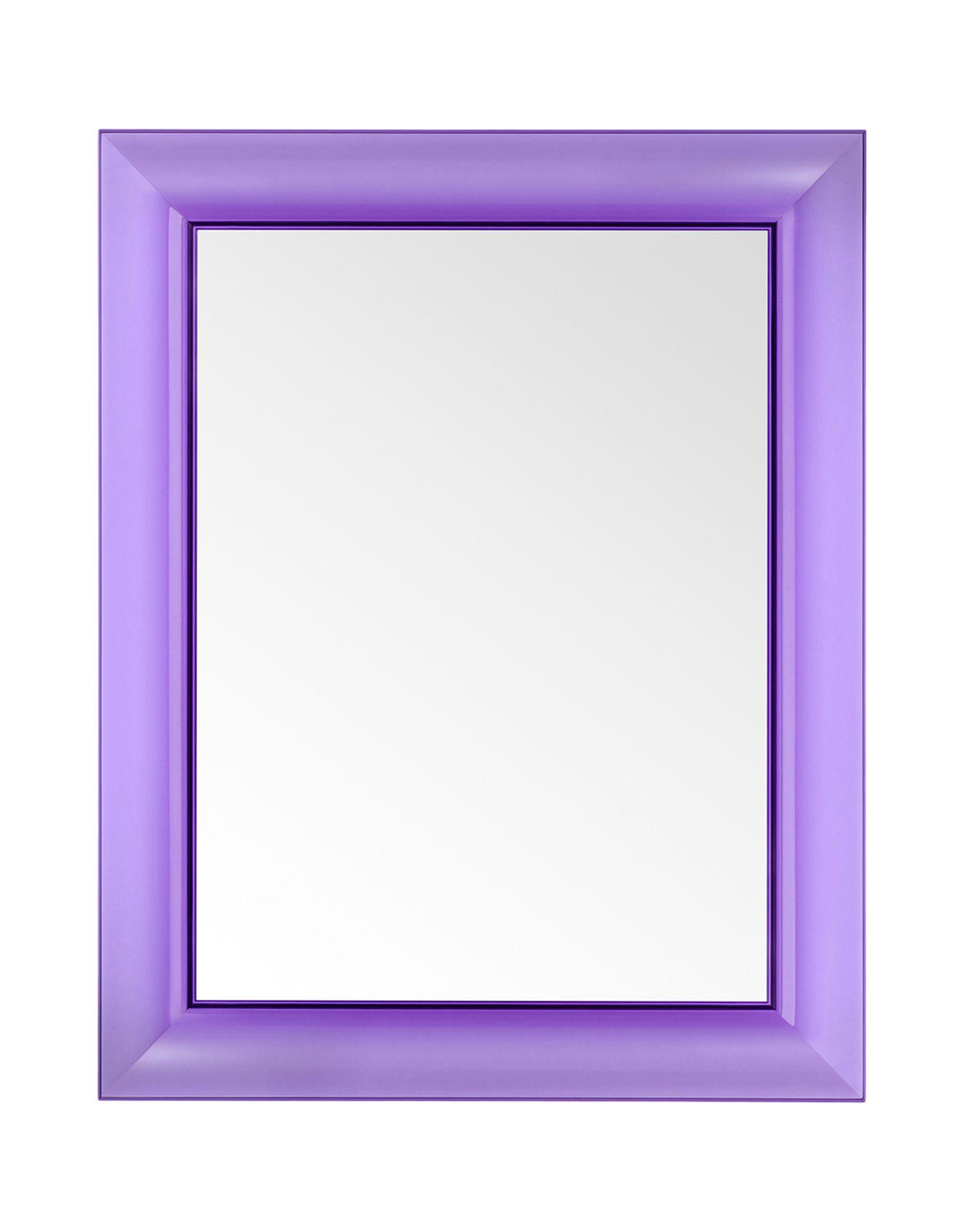 Kartell specchio francois ghost viola specchi newformsdesign - Kartell specchio ghost ...