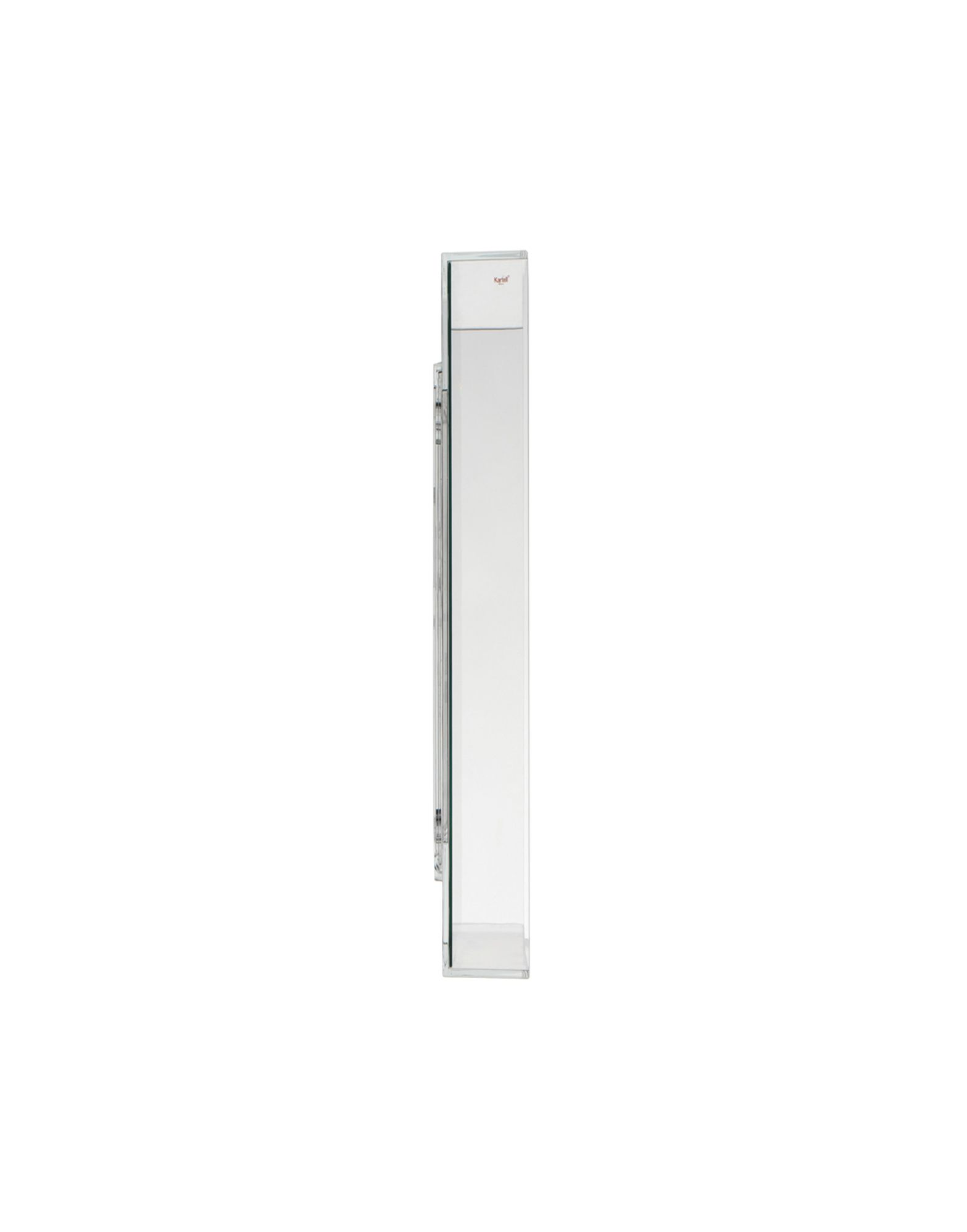 Specchio Kartell Only Me 8320 Crystal