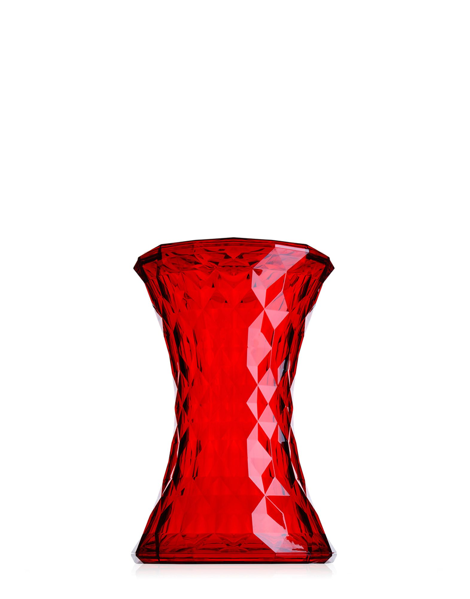 Stool Kartell Stone Red Newformsdesign Coffee Tables