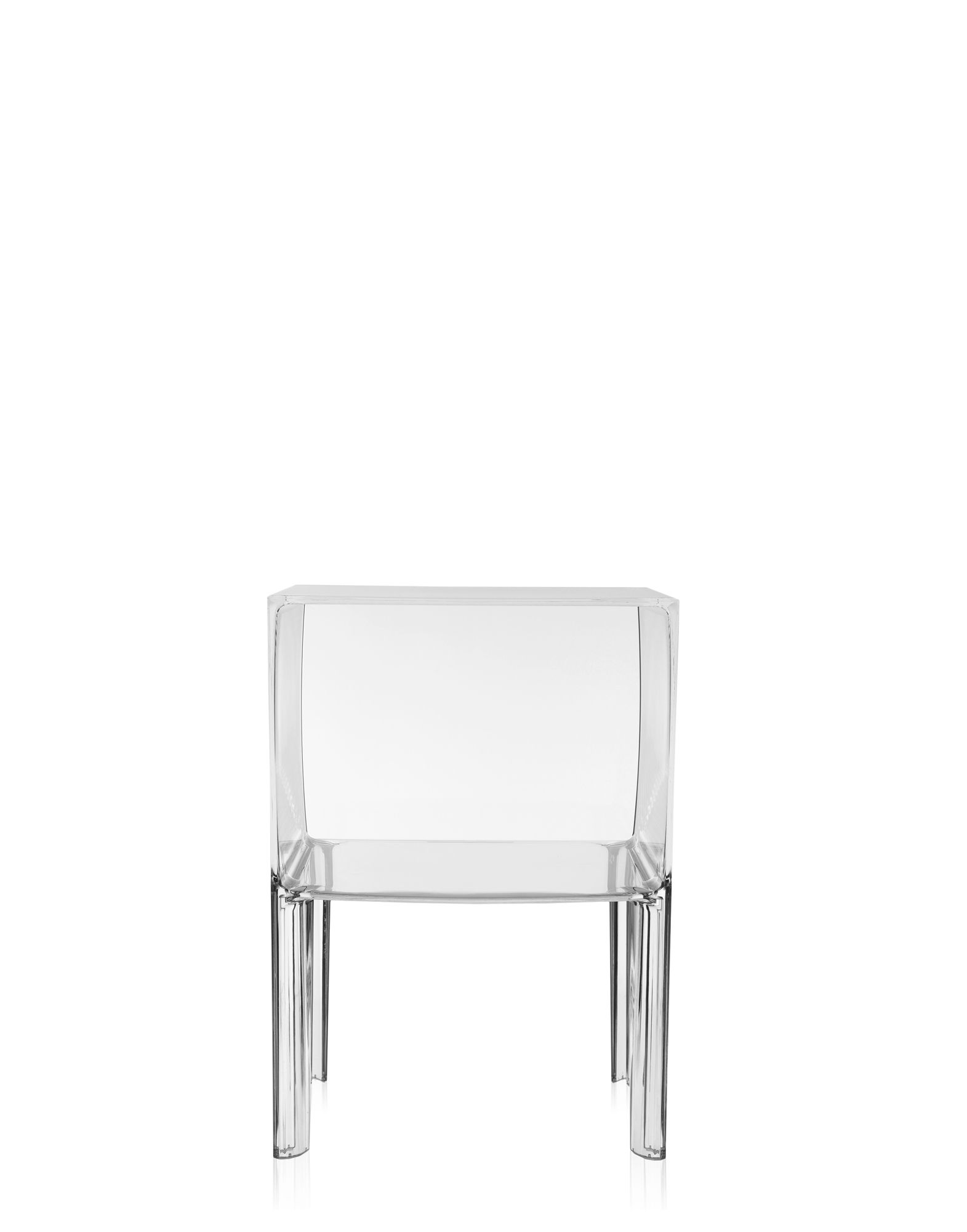 Kartell Small Ghost Buster Cristallo